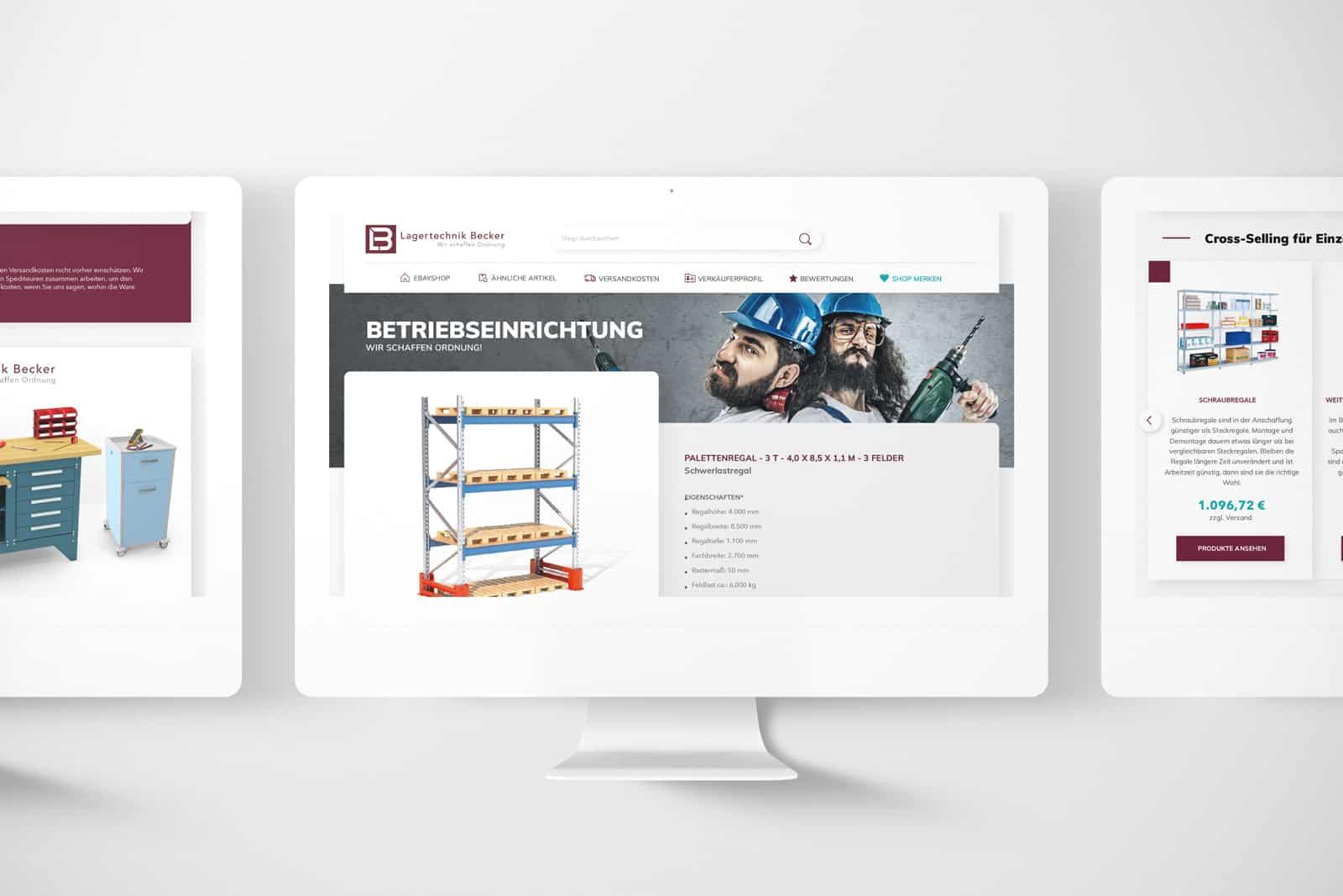 Lagertechnik-Becker-GmbH_Ebayshop_Design_Desktop-Ansicht
