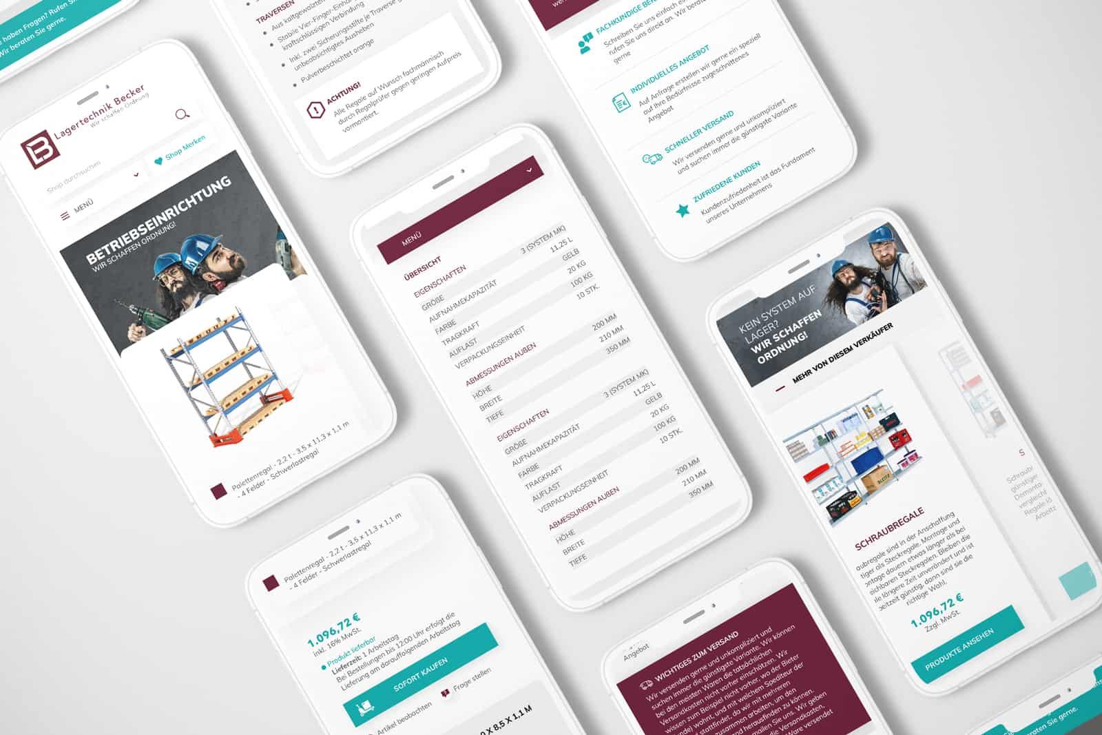Lagertechnik-Becker-GmbH_Ebayshop_Design_mobile-Ansicht